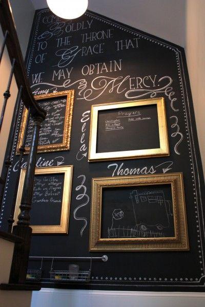 Blackboard-Chalkboard Tabuľová farba inšpi :-) - Obrázok č. 5