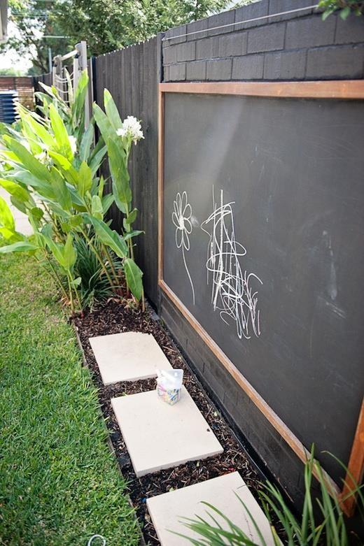 Blackboard-Chalkboard Tabuľová farba inšpi :-) - Obrázok č. 13