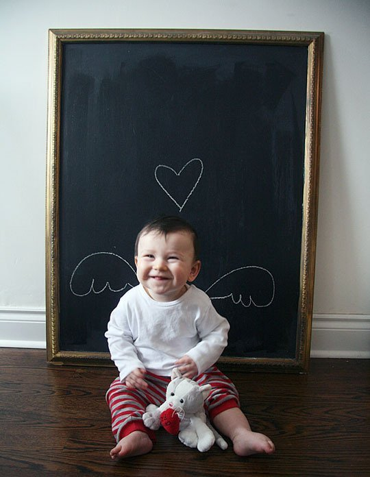 Blackboard-Chalkboard Tabuľová farba inšpi :-) - Obrázok č. 25