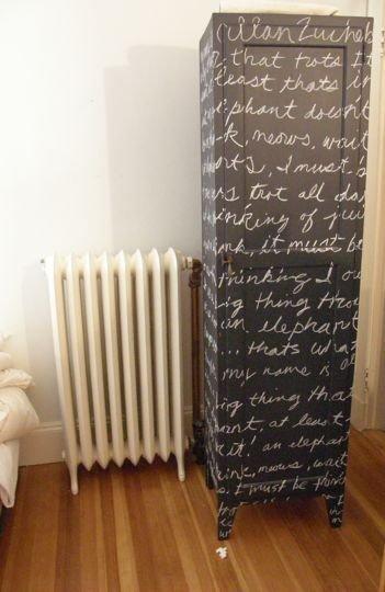 Blackboard-Chalkboard Tabuľová farba inšpi :-) - Obrázok č. 36