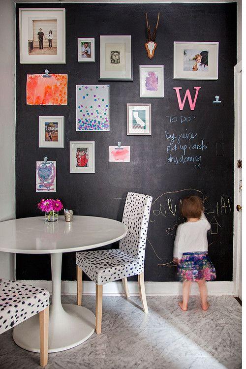 Blackboard-Chalkboard Tabuľová farba inšpi :-) - Obrázok č. 39