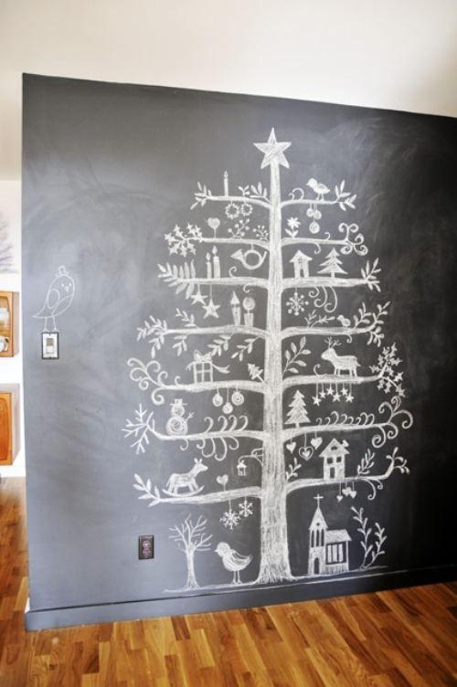 Blackboard-Chalkboard Tabuľová farba inšpi :-) - Obrázok č. 43