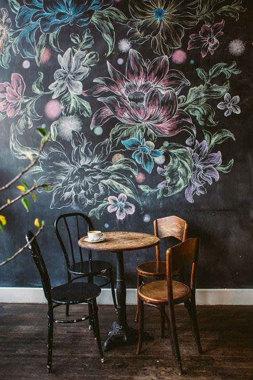 Blackboard-Chalkboard Tabuľová farba inšpi :-) - Obrázok č. 46