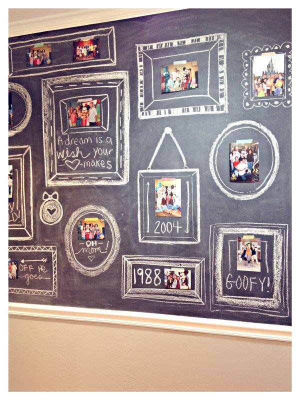 Blackboard-Chalkboard Tabuľová farba inšpi :-) - Obrázok č. 48