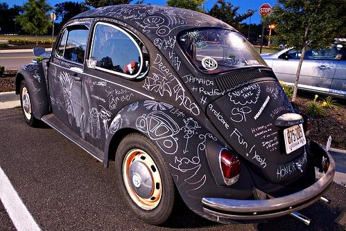 Blackboard-Chalkboard Tabuľová farba inšpi :-) - Obrázok č. 56