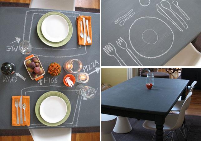 Blackboard-Chalkboard Tabuľová farba inšpi :-) - Obrázok č. 55