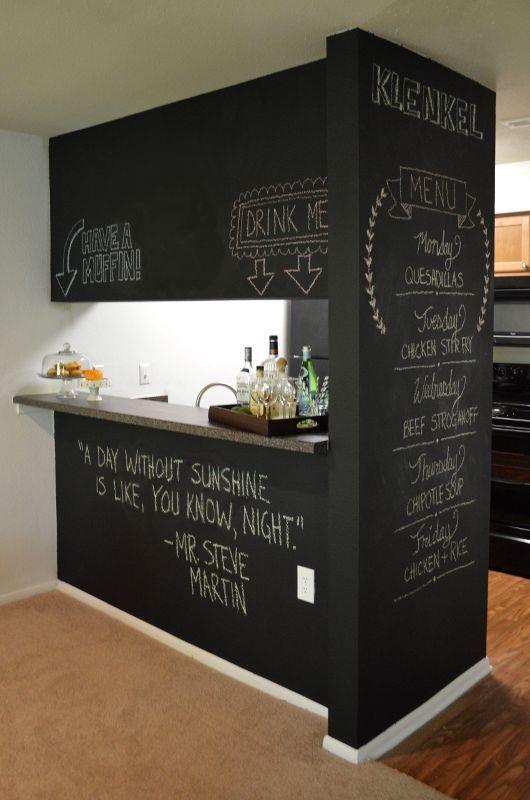 Blackboard-Chalkboard Tabuľová farba inšpi :-) - Obrázok č. 68