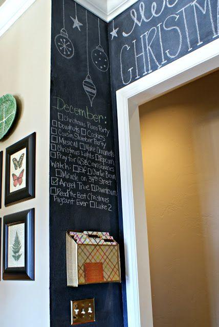 Blackboard-Chalkboard Tabuľová farba inšpi :-) - Obrázok č. 69