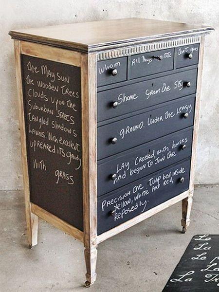 Blackboard-Chalkboard Tabuľová farba inšpi :-) - Obrázok č. 71