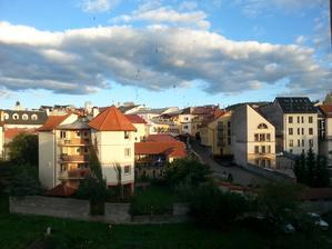 oblaky akoby viseli :)