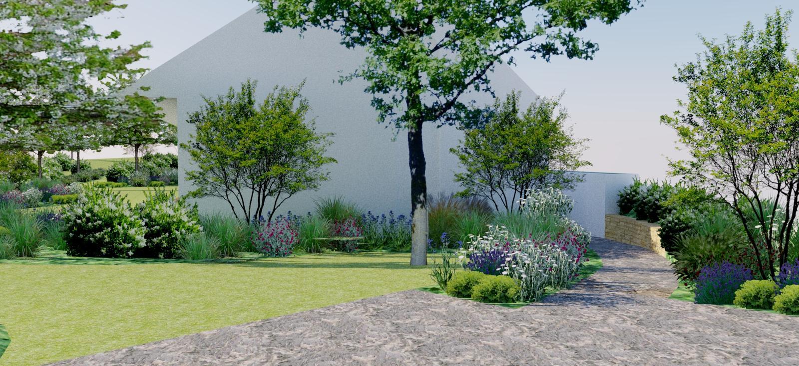 Záhrada v starom sade - Obrázok č. 4