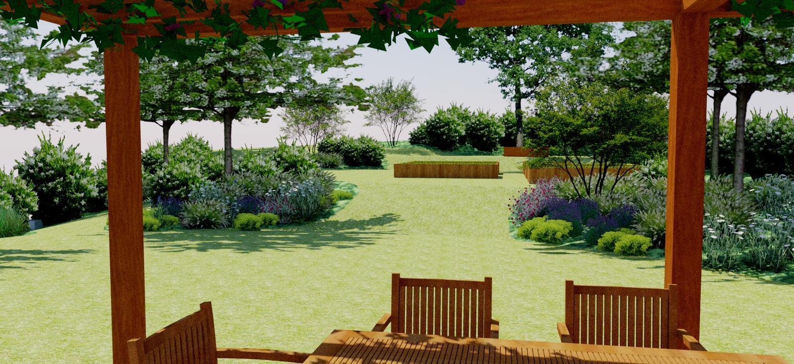Záhrada v starom sade - Obrázok č. 5