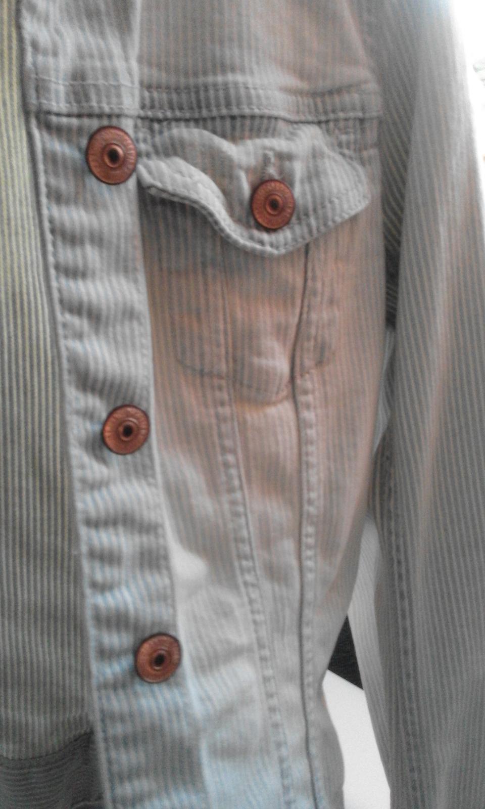 H & M bunda např. na focení  - Obrázek č. 4