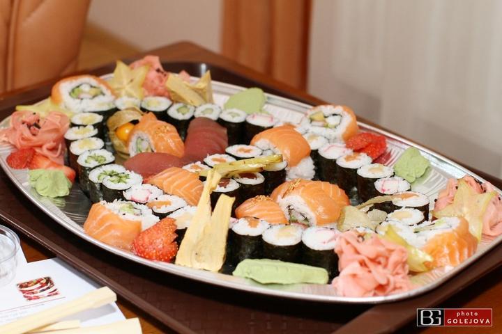 Tami{{_AND_}}Janko - sushi od mojej najuzasnejsej svedkyne :-)
