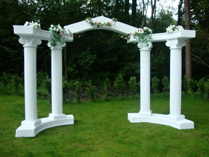 Svatební kolonáda k pronájmu - Obrázek č. 1