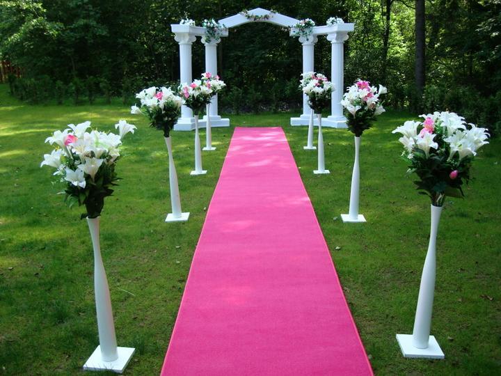 Svatební kolonáda k pronájmu - Obrázek č. 3