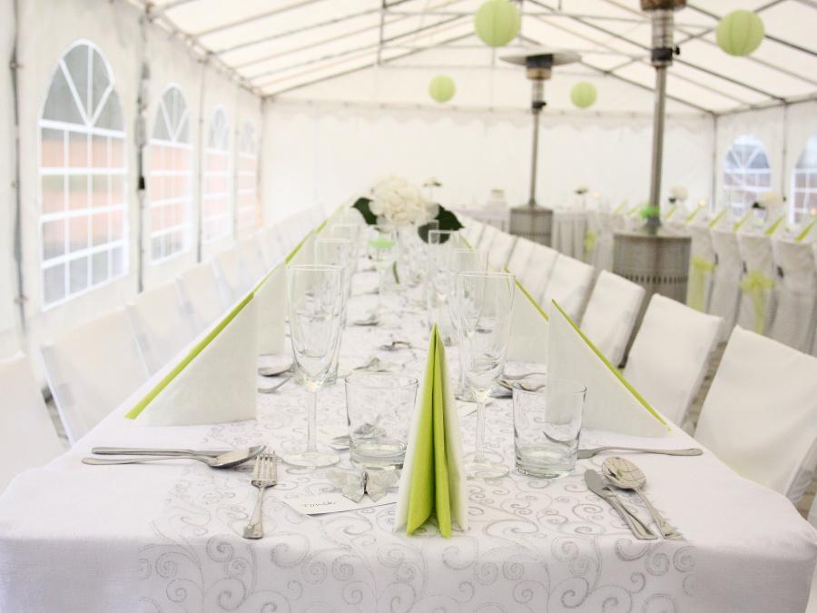 Venkovní areál pro svatby - Obrázek č. 1