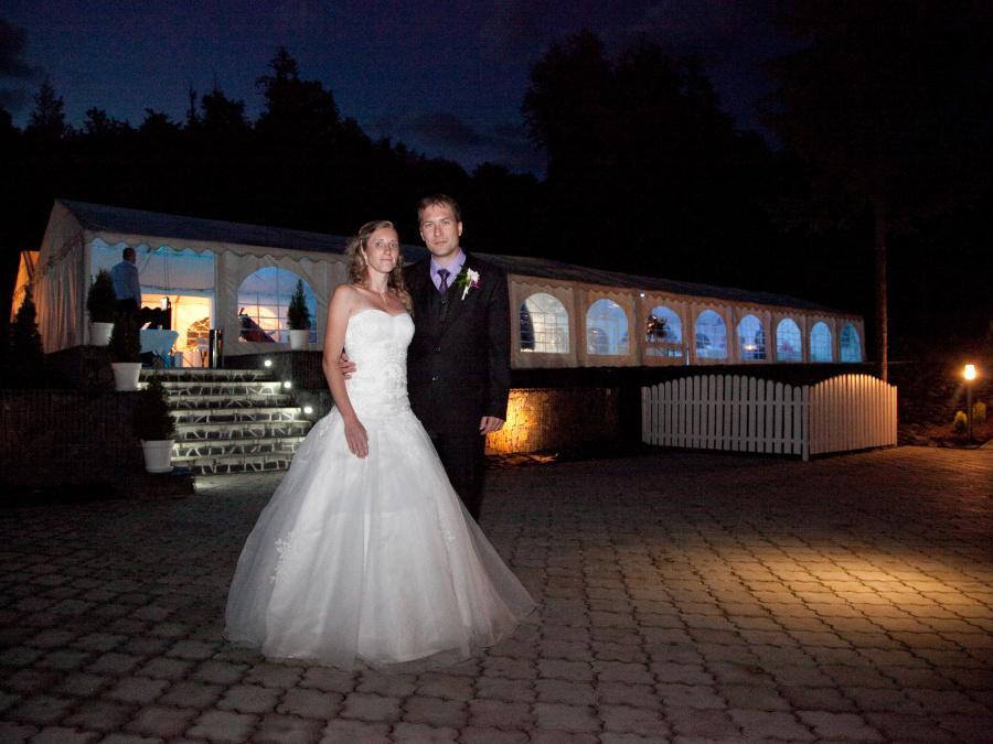 Venkovní areál pro svatby - Obrázek č. 4