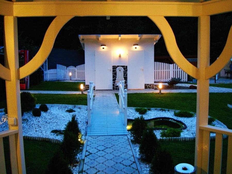 Venkovní areál pro svatby - Obrázek č. 16