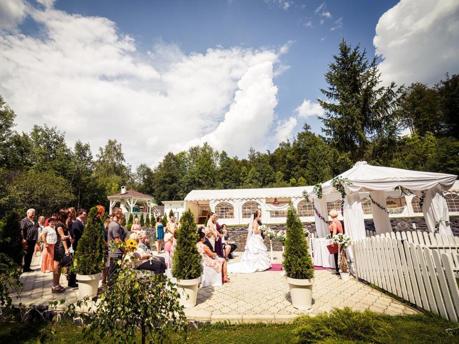 Venkovní areál pro svatby - Obrázek č. 25