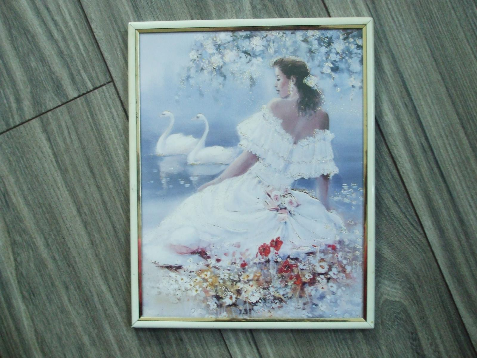 Obraz v rámiku so sklom 25 x 20 cm - Obrázok č. 1