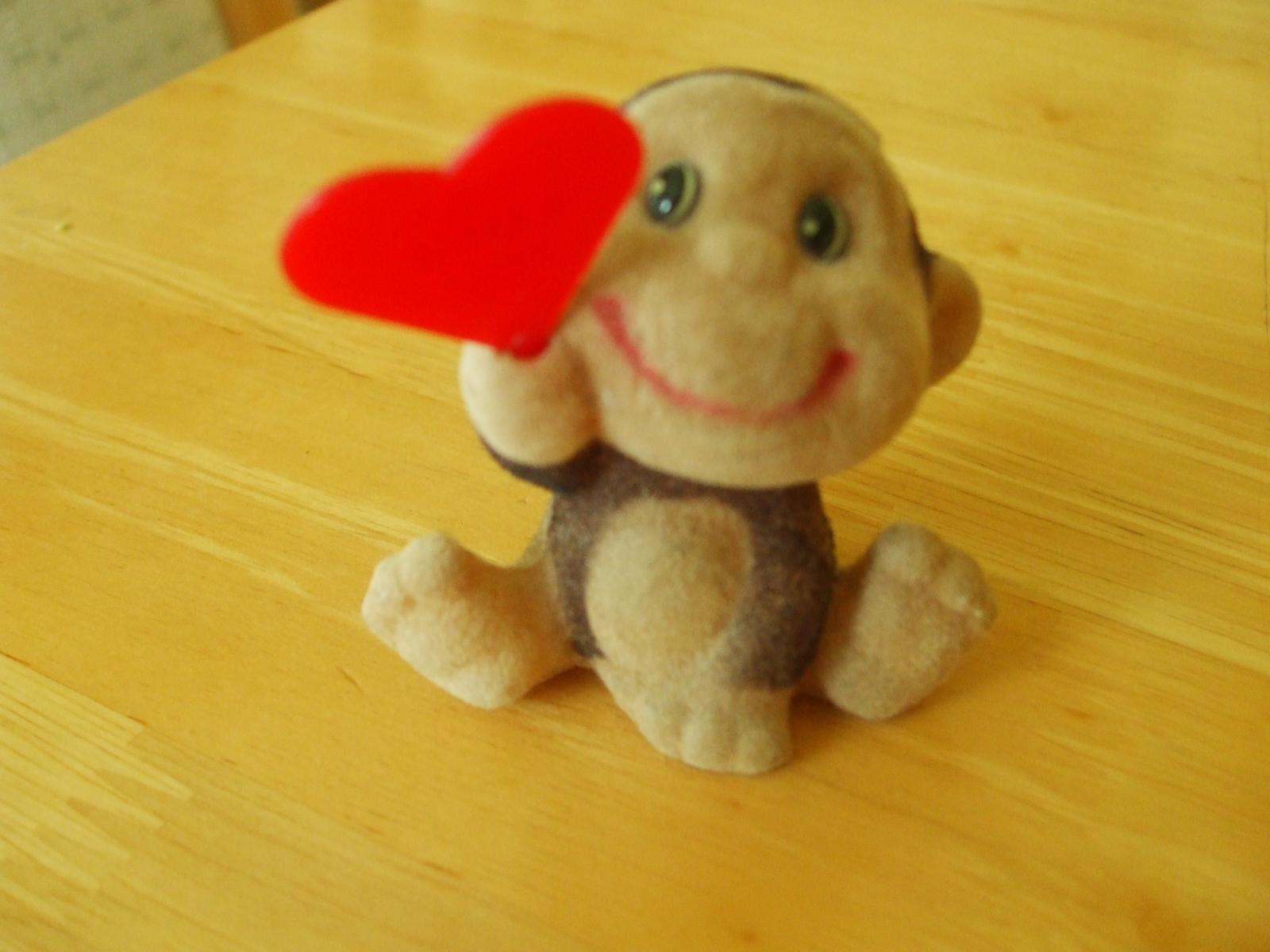 Malá zamatová opička - Obrázok č. 1