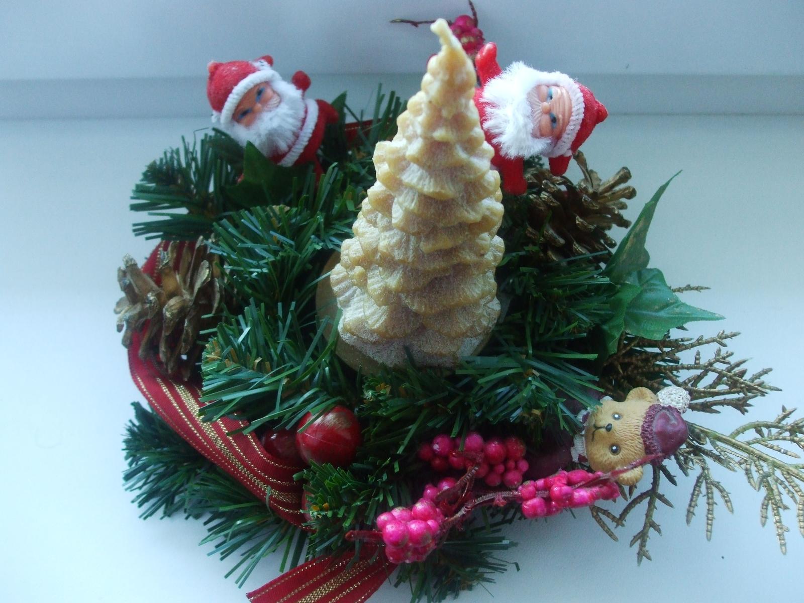 Vianočná dekorácia - Obrázok č. 2