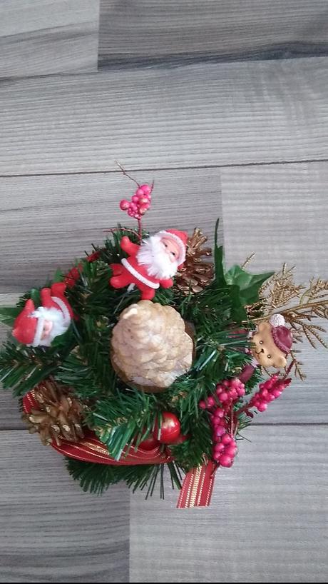 Vianočná dekorácia - Obrázok č. 4
