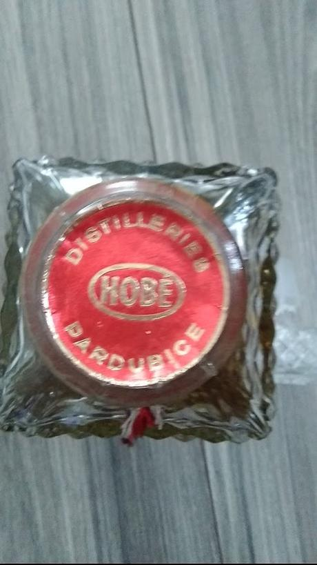 40 ročná karafa s pálenkou z tuzexu - Obrázok č. 4