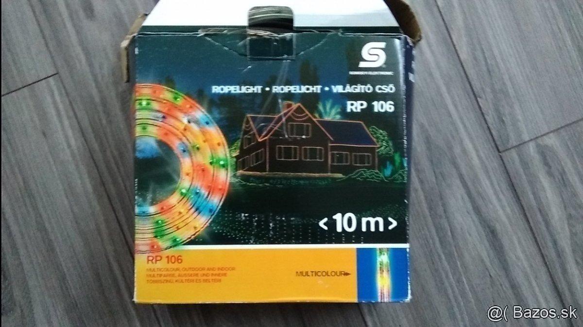 Flexibilná svetelná trubica viacfarebná - Obrázok č. 4