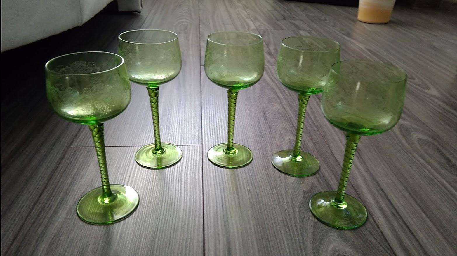 40 ročné vínové poháre - Obrázok č. 2