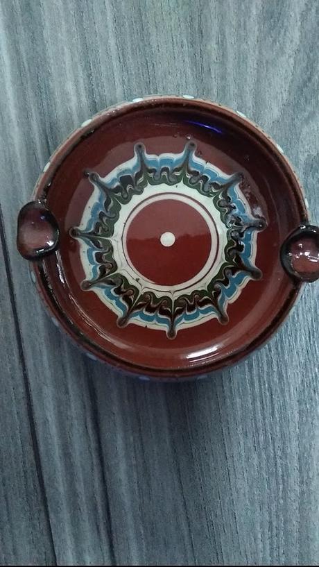 Popolník-keramika - Obrázok č. 1