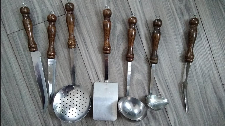 Retro sada kuchynského náradia - Obrázok č. 3