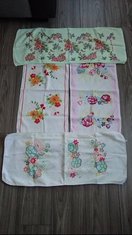 Retro čínske detské uteráky - Obrázok č. 1