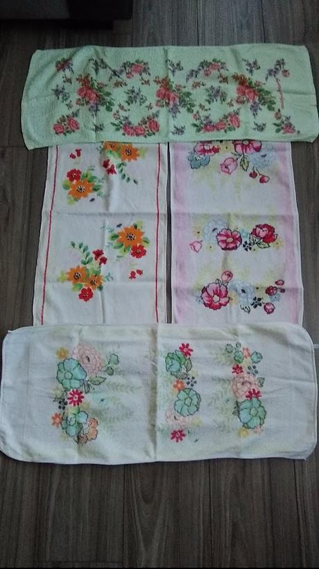 Retro čínske detské uteráky - Obrázok č. 2