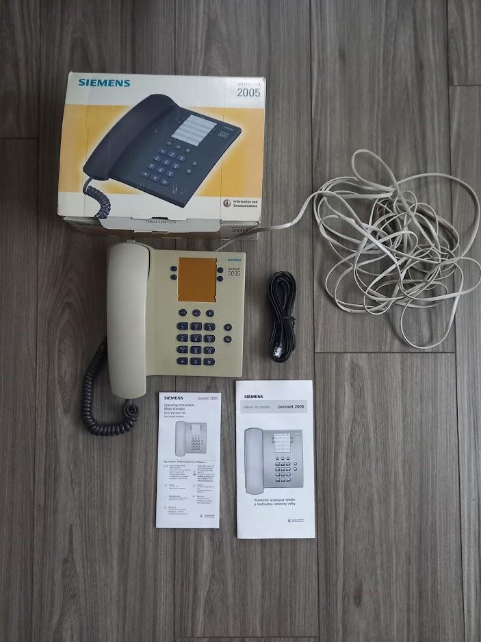 Klasický telefón SIEMENS - Obrázok č. 1