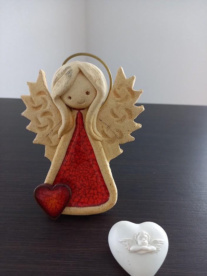 Anjelik dekorácia - Obrázok č. 1