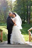 Rosa Clara-Lea svadobné šaty, 40