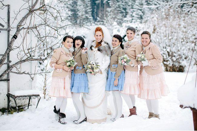 Svadba podľa obdobia: zima :) - Obrázok č. 8