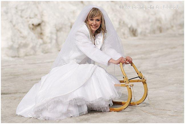 Svadba podľa obdobia: zima :) - Obrázok č. 26