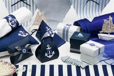 Svadba podľa obdobia - leto :) - v námorníckom štýle... :)