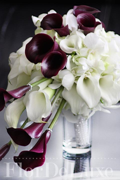 ❤️ Svadobné kytičky pre naše krásne nevestičky 2014 ♥ - Extravagantná svadobná kytica