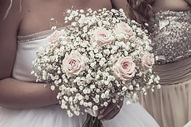 ❤️ Svadobné kytičky pre naše krásne nevestičky 2014 ♥ - Obrázok č. 25