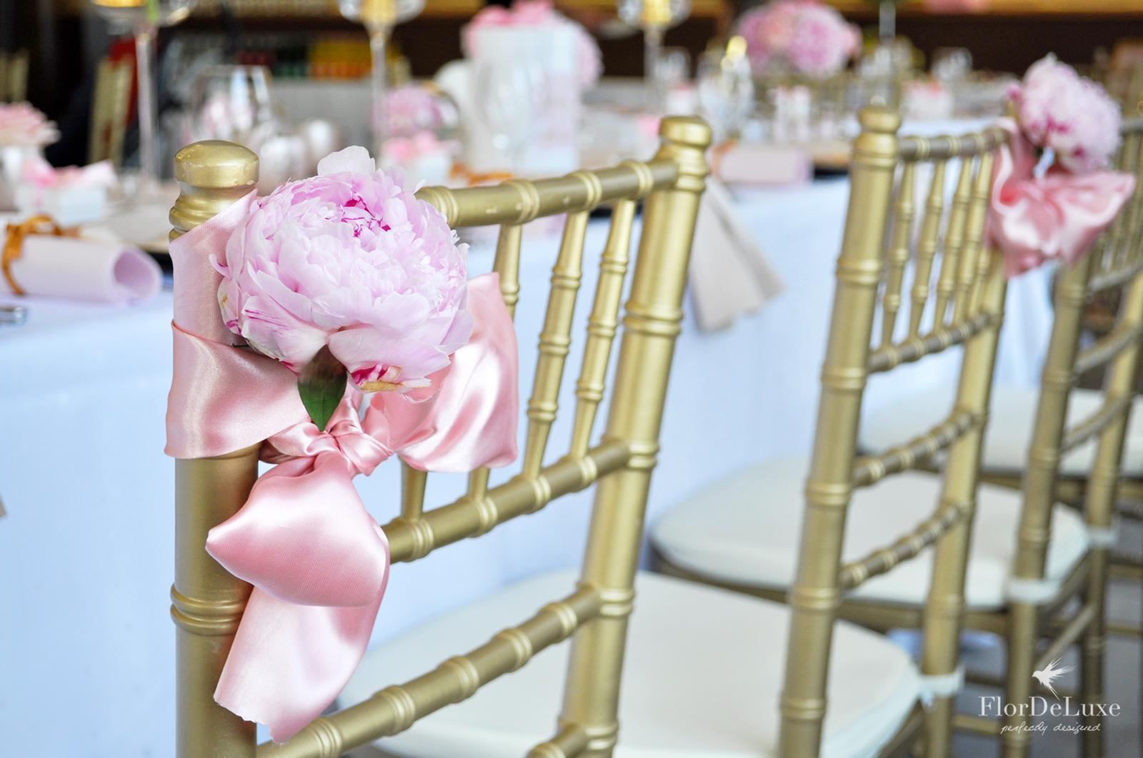 Ružovo-zlatá svadbička krásnej Viky a Martina - Obrázok č. 14