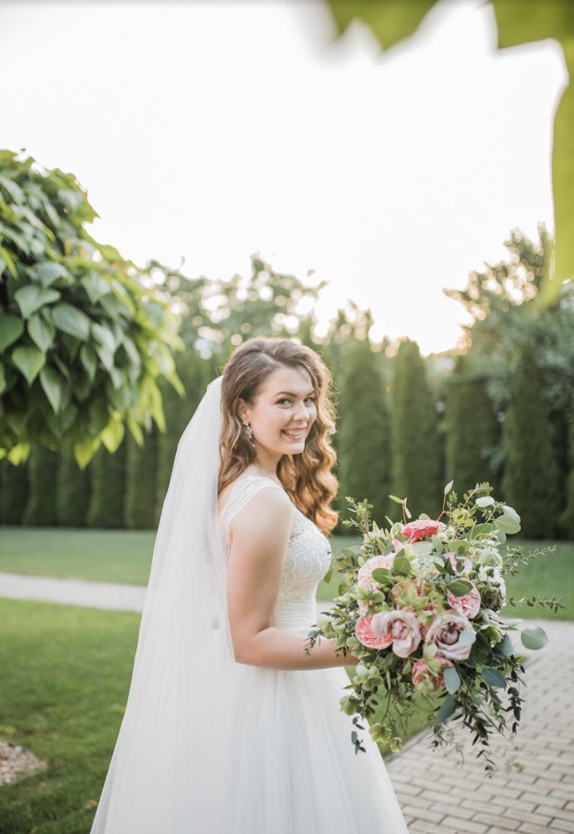 Nežná svadbička Lenky a Stana s množstvom skalných ruží. - Obrázok č. 5