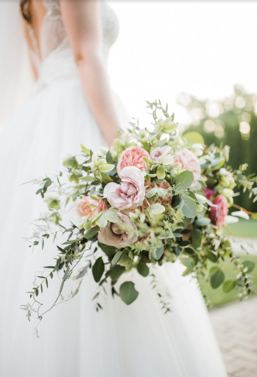 Nežná svadbička Lenky a Stana s množstvom skalných ruží. - Obrázok č. 9