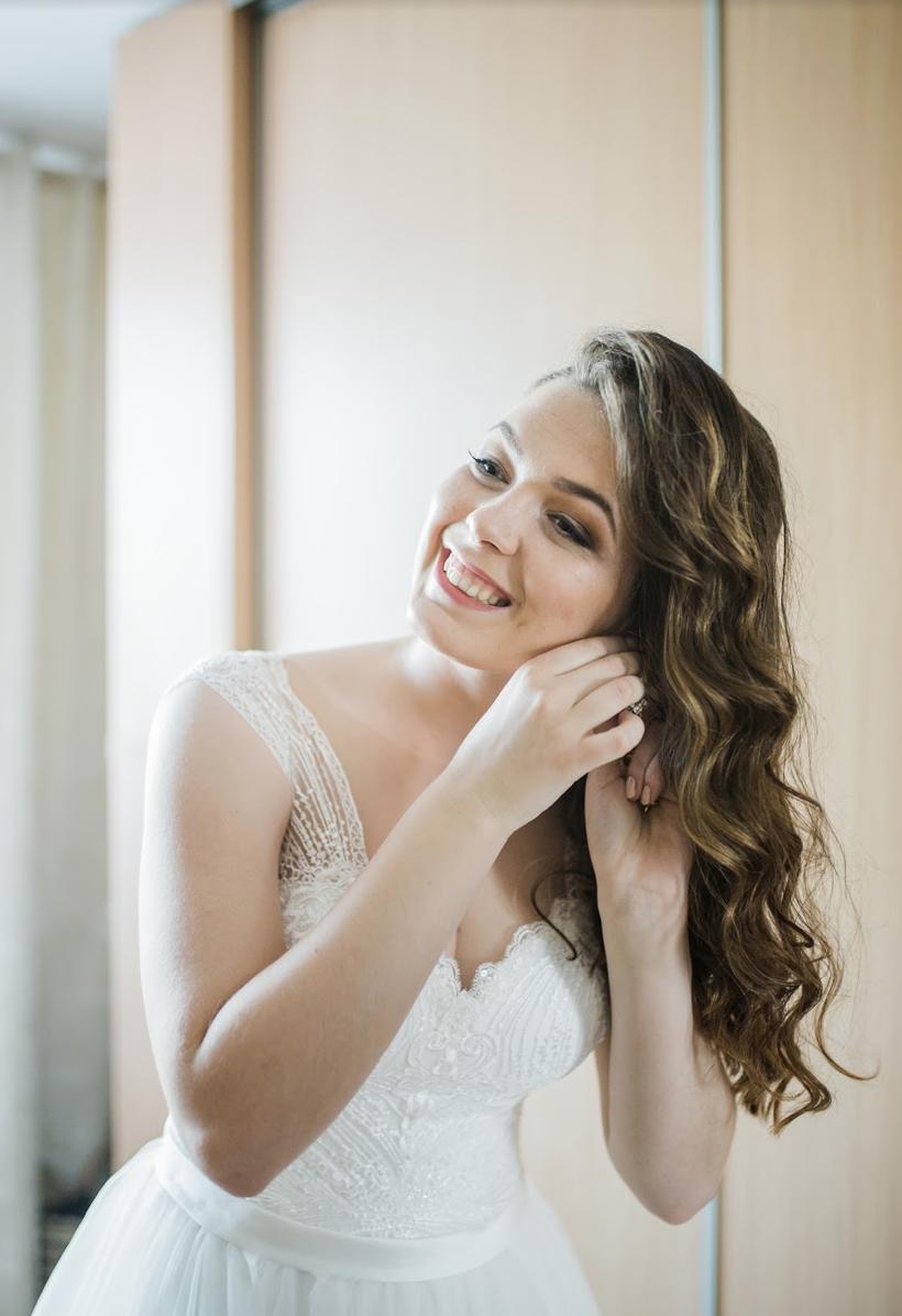 Nežná svadbička Lenky a Stana s množstvom skalných ruží. - Obrázok č. 2