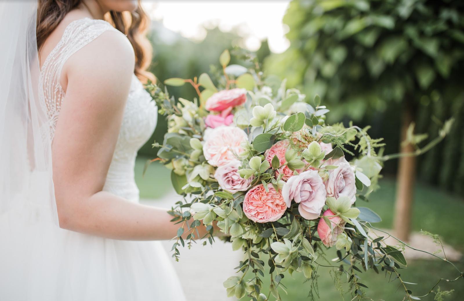 Nežná svadbička Lenky a Stana s množstvom skalných ruží. - Obrázok č. 38