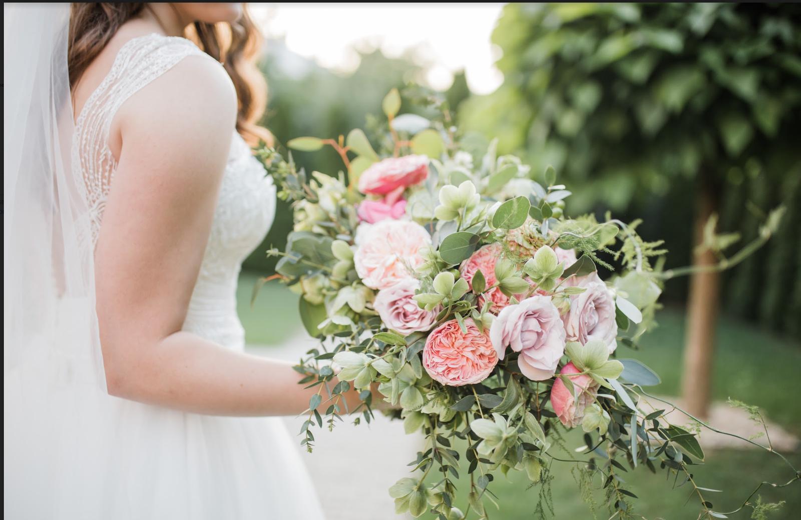 Nežná svadbička Lenky a Stana s množstvom skalných ruží. - Obrázok č. 40