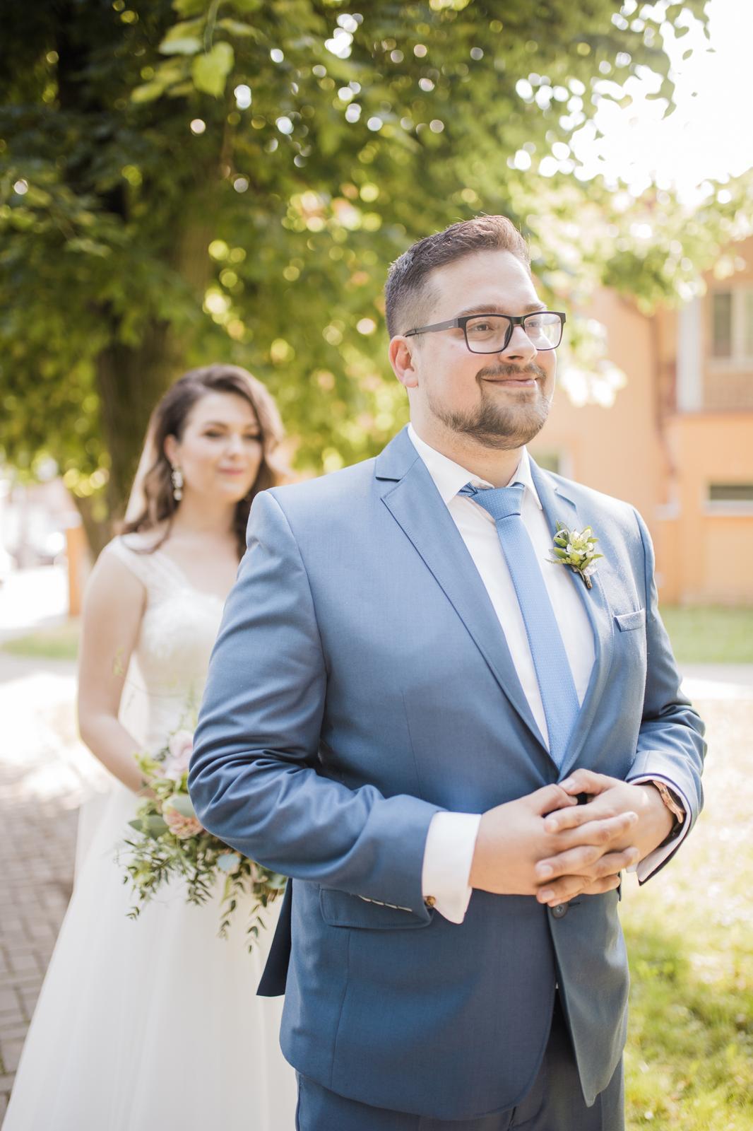 Nežná svadbička Lenky a Stana s množstvom skalných ruží. - Obrázok č. 44